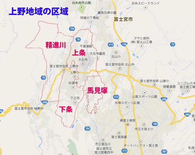 上野四ヶ村